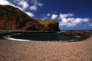 """Plage """"Praia do Faial"""" Île de Madère"""