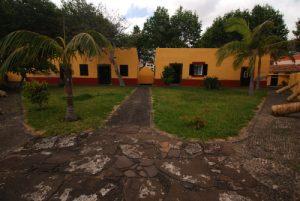 Fort de Machico Île de Madère