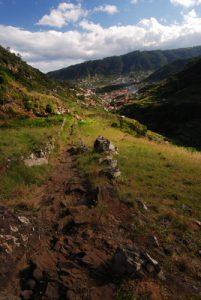 Sentier de Ribeira Seca (Machico) à Boca do Risco Île de Madère