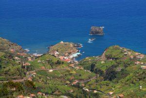 Paysages de la Levada da Portela Île de Madère