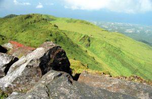 Montagne Pelée Île de la Martinique