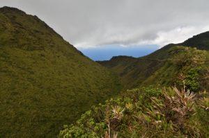 Caldeira de la Montagne Pelée<br> Île de la Martinique