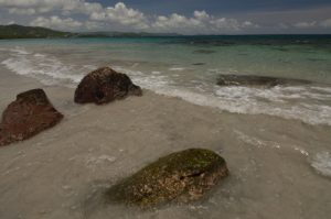 Plage d'Anse Cafard<br> Île de la Martinique