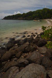 Cul de Sac Ferré Trace des Caps Île de la Martinique