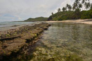 Anse Noire Trace des Caps Île de la Martinique