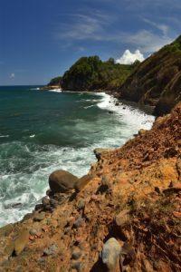La Trace Atlantique Nord de Vivé<br> Parc Naturel Régional de La Martinique