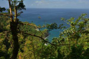 Anse Lévrier &amp; Anse à Voile<br> Chemin Prêcheur - Grand'Rivière<br> Parc Naturel Régional de La Martinique