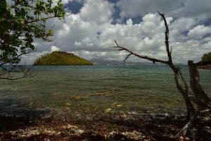 Anse Bellay<br> Le Site Naturel Protégé d'Anse Mathurin - Anse Bellay<br> Parc Naturel Régional de La Martinique