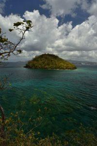 Îlet à Ramiers<br> Le Site Naturel Protégé d'Anse Mathurin - Anse Bellay<br> Parc Naturel Régional de La Martinique