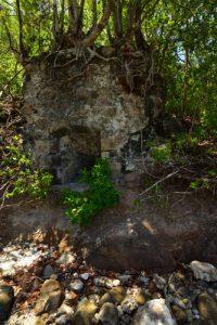 Four à Chaux<br> Le Site Naturel Protégé d'Anse Mathurin - Anse Bellay<br> Parc Naturel Régional de La Martinique