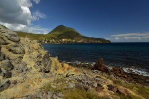 Source chaude Dlo Ferré à Petite-Anse<br> Parc Naturel Régional de La Martinique