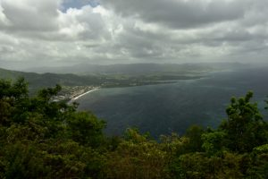 Le Morne Larcher<br> Parc Naturel Régional de La Martinique