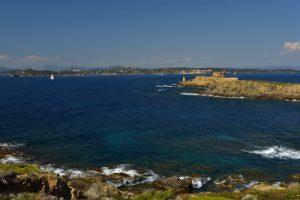 Île de Porquerolles<br> La Pointe Sainte-Anne<br> Le Massif des Maures