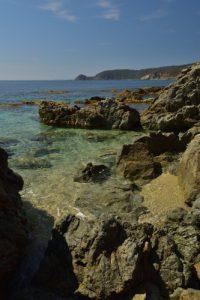 Cap Lardier<br> Plage du Cap Taillat<br> Le Massif des Maures