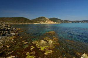 Cap Taillat<br> Le Massif des Maures