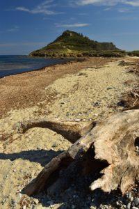 Plage du Cap Taillat<br> Le Massif des Maures