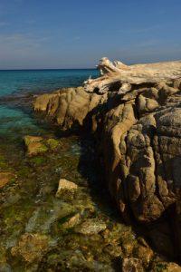 Sentier côtier entre la pointe du Canadel et de la Douane<br> Le Massif des Maures