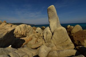 La pointe du Canadel<br> Le Massif des Maures