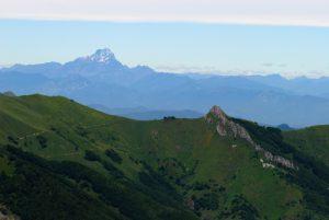Col de Tende - Fort Central Parc National du Mercantour / Région de la vallée des Merveilles / Vallée de la Roya