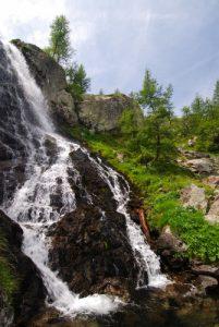 La vallée de Valmasque et ses 3 lacs Parc National du Mercantour / Région de la vallée des Merveilles / Vallée de la Roya