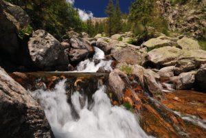La vallée des Merveilles Parc National du Mercantour / Région de la vallée des Merveilles / Vallée de la Roya