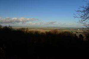 Point de vue de l'Observatoire du Sinaï<br> Parc naturel régional de la Montagne de Reims