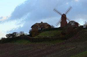 Le  Moulin de Verzenay<br> Parc naturel régional de la Montagne de Reims