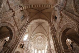 La basilique de Vezelay