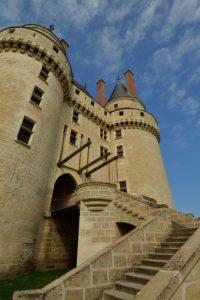 Le château de Langeais du XV siècle<br> Parc Naturel Régional Loire Anjou Touraine