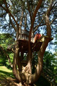 Jardin du château de Langeais du XV siècle<br> Parc Naturel Régional Loire Anjou Touraine