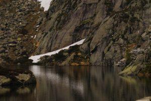 L'étang d'Arbu<br> Parc Naturel Régional des Pyrénées Ariégeoises