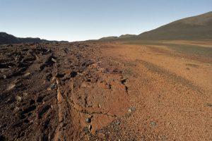 La Plaine des Sables<br> Île de la Réunion