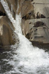 La cascade du Bras Rouge<br> Île de la Réunion