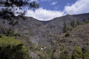 Village de Cayenne<br> Cirque de Mafate Nord<br> Île de la Réunion