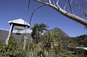 Îlet à Malheur dans le Cirque de Mafate Nord<br> Île de la Réunion