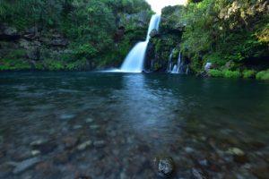 La Cascade Jacqueline<br> Île de la Réunion