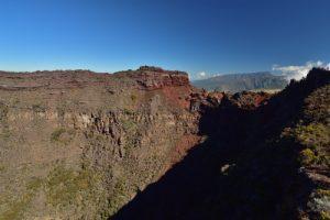 Le Cratère Commerson<br> Parc National de la Réunion