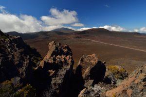La Plaine des Sables &amp; le Piton de la Fournaise<br>Parc National de la Réunion