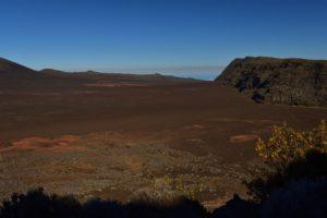 La Plaine des Sables<br> Parc National de la Réunion