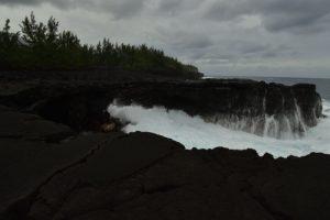 La Pointe de la Table<br> Parc National de la Réunion