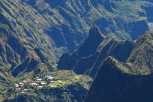 Point de vue du Maïdo<br>Île de la Réunion