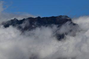 Le Piton des Neiges depuis le point de vue du Maïdo<br> Parc National de la Réunion