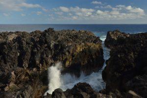 Le Gouffre de l'Etang salé<br> Île de la Réunion
