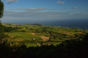 Point de vue du Piton de Mont-Vert<br> Île de la Réunion