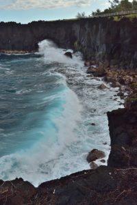 La Cap Méchant<br>Île de la Réunion