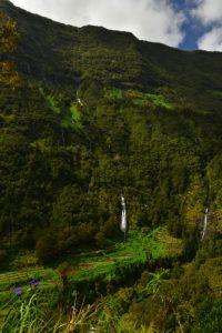 La Cascade du Voile de la Mariée<br> Le Cirque de Salazie<br> Parc National de la Réunion