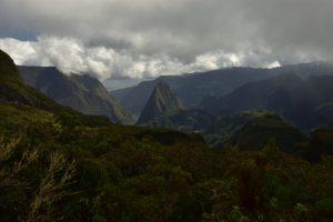 La Crête d'Aurère<br> Le Cirque de Mafate<br> Parc National de la Réunion