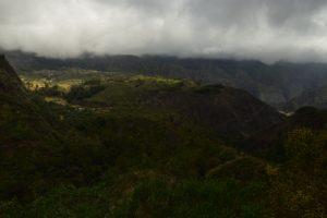 L'Îlet de Marla.<br> Le Cirque de Mafate<br> Parc National de la Réunion