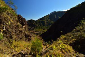 Le Cirque de Mafate<br>Parc National de la Réunion