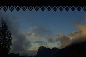 Point de vue depuis l'îlet La Nouvelle.<br> Le Cirque de Mafate<br> Parc National de la Réunion